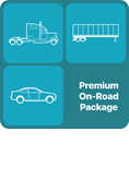 Premium On-Road Package (Truck & Trailer Blue Book and Auto Red Book)